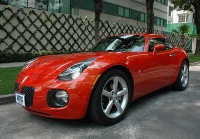 Pontiac tiene uno de los modelos más divertidos de la marca en la forma...