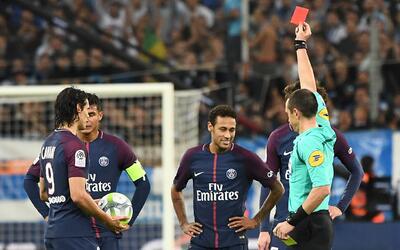 Neymar desestimó incidente con árbitro del Brasil-Colombia gettyimages-8...