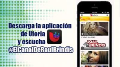 Tú podrías ganar una tableta inteligente al escuchar #ElCanalDeRaulBrindis