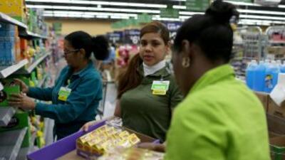 La economía de Estados Unidos creció a un ritmo anual del 2.2% en el cua...
