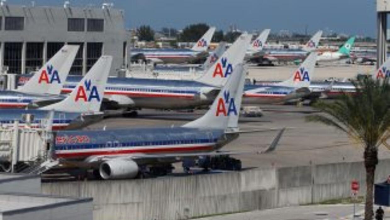 American Airlines y US Airways son los únicos operadores que ofrecen vue...