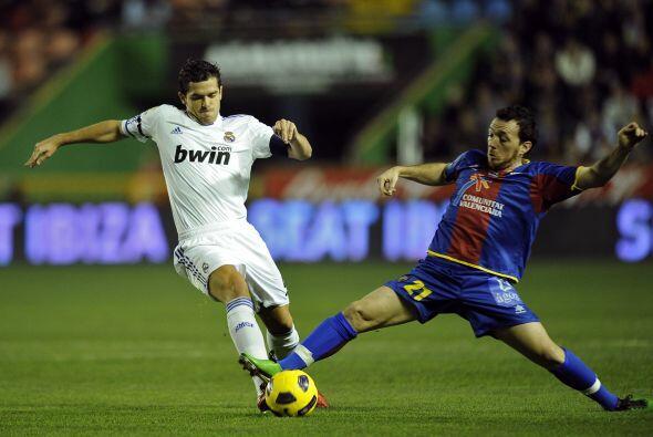El Real Madrid encaró el duelo con Levante con una aplastante ventaja de...