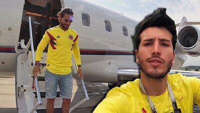 De Colombia a Rusia: Maluma y Sebastián Yatra están listos para apoyar a su selección de fútbol