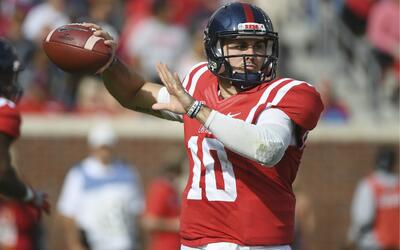 La selección de Mr. Irrelevant 2017: Chad Kelly