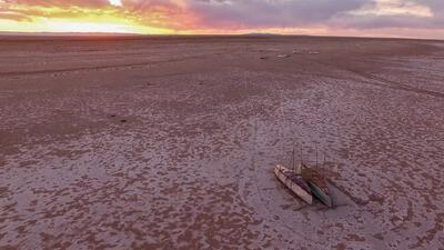 El Lago poopo promo image