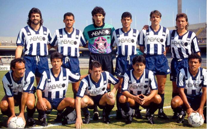 El Monterrey tuvo su primer subtítulo en la temporada 1992/1993. Llegó h...