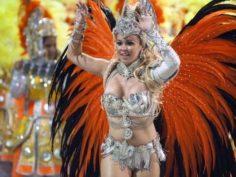 Río de Janeiro se encuentra en pleno carnaval y fiesta. Hoy est&a...