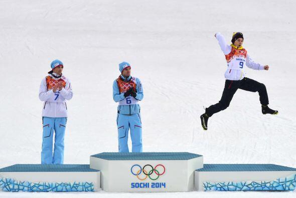 Noruega sumó dos oros y se coloca a solo un metal dorado del líder del m...
