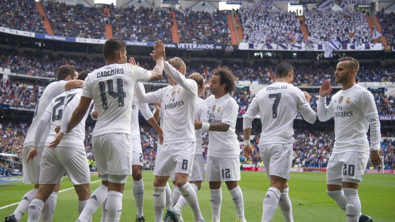 El Madrid sigue líder en España