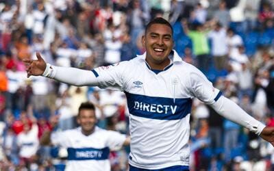 El volante chileno Jeisson Vargas, nuevo futbolista de Montréal I...