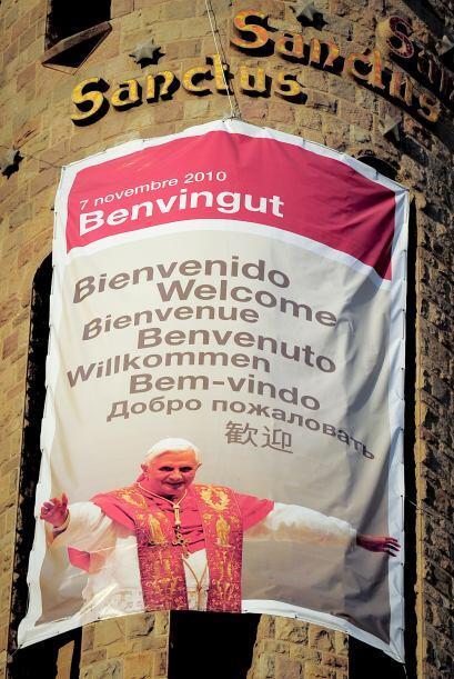 El arzobispado de Barcelona colocará 35 mil sillas en el exterior de la...