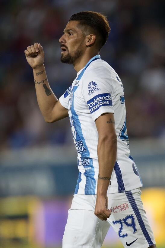 Alerta Liga MX: solo tres mexicanos en el Top 20 de goleadores 015 Franc...