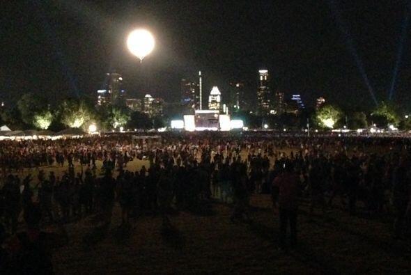 AUSTIN CITY LIMITS FESTIVAL 2013