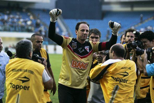 Ceni se estrenó como goleador en 1997, precisamente en el año en el que...