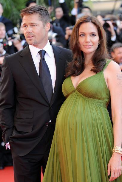 Fue en 2008 cuando Angelina robó la atención de las c&aacu...