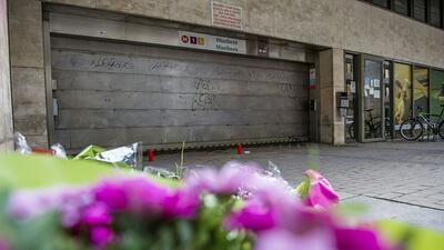 Anuncian la reapertura de la estación de metro de Bruselas donde ocurrió el atentado yihadista