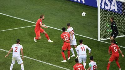 Jugadas en 3D: Harry Kane hizo el segundo gol con el que Inglaterra le ganó a Túnez
