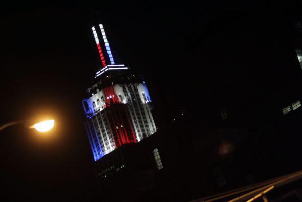 El rascacielos Empire State de Nueva York sería hoy un indicador...