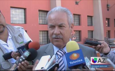 Detienen en Arizona al ex secretario de Hacienda de Sonora