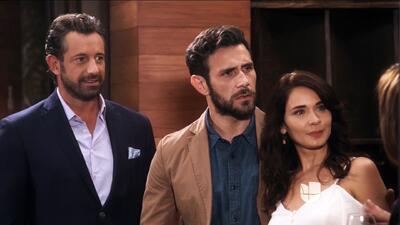 Raquel, Damián, Carolina y Santiago comenzaron a 'Caer en tentaci...