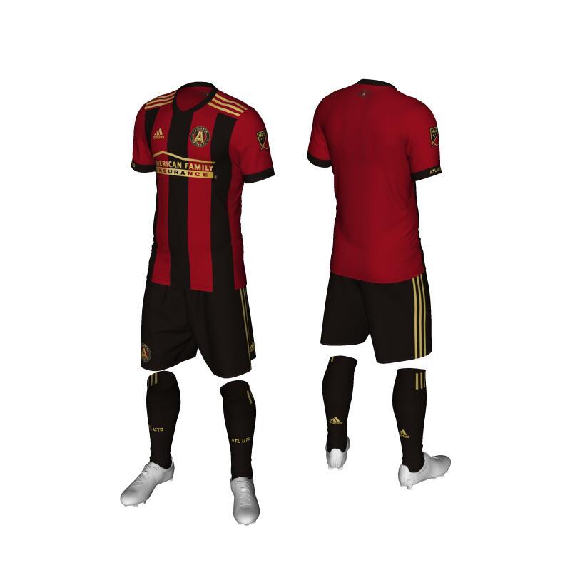 Lanzamiento de la camiseta de Atlanta United