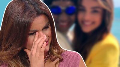 Clarissa Molina lamenta la muerte de una persona muy especial en su vida