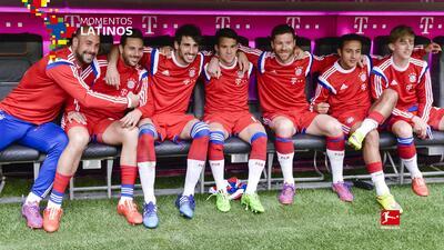 """El banquillo del Bayern Munich donde """"solo"""" se habló español"""
