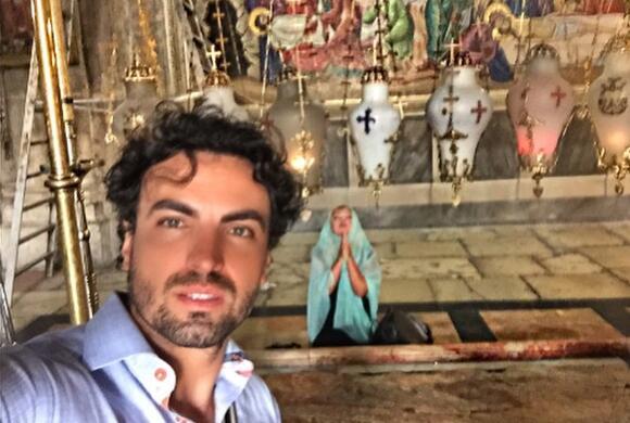 ¡Amor y fe! El viaje espiritual de Aleyda Ortíz y Gabriel Valenzuela