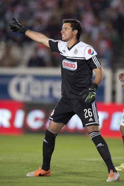 Toño Rodríguez, que se ganó la titularidad en el arco del rebaño hace un...