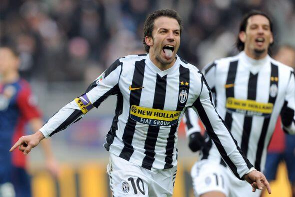 Y el les ha respondido con lealtad y goles, a pesar de que Juventus ha t...