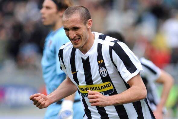 La Juventus por fin ganó en su partido ante Cagliari con una anotación d...