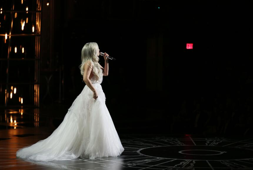 "La polémica cantante entonará ""The Star-Spangled Banner"" en el Levi's St..."