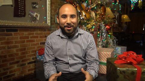 Baby J Tells Us His Favorite Christmas Memory