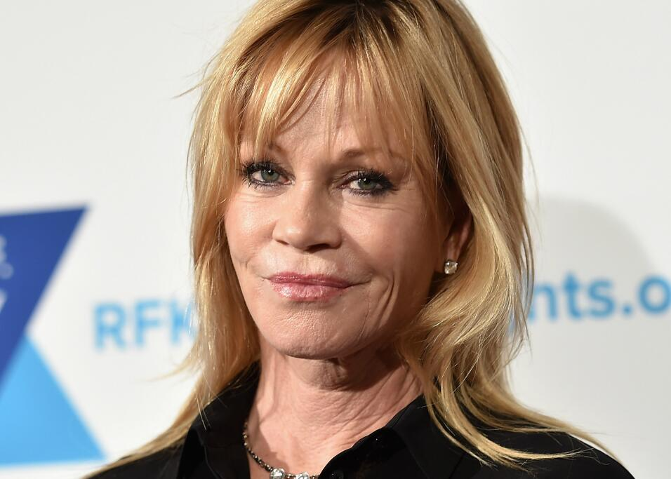 salud alcoholicos Melanie Griffith