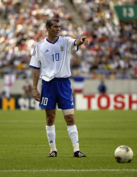 Enhorabuena, Míster Merengue Zinedine Zidane GettyImages-832637.jpg