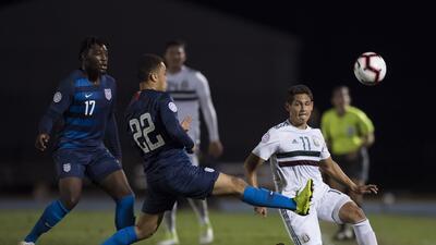 Tab Ramos apuesta por un Team USA Sub-20 con mucha influencia MLS y un mexicoamericano del León