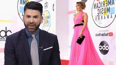 Jomari Goyso destrozó el vestido de JLo en los AMAS: mira los mejor y peor vestidos de la gala