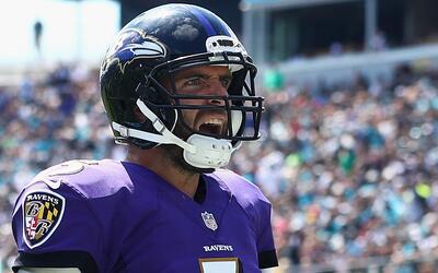 Will Hill está en los planes de los Baltimore Ravens para la temporada 2...