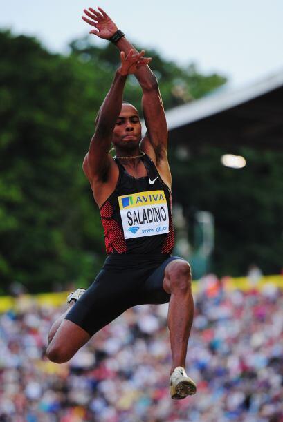 8 IRVING SALADINO: Es el segundo panameño en conseguir una medalla olímp...