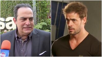"""Omar Fierro no cree que William Levy sea actor: """"Es guapo"""" y """"ha tenido mucha suerte"""""""