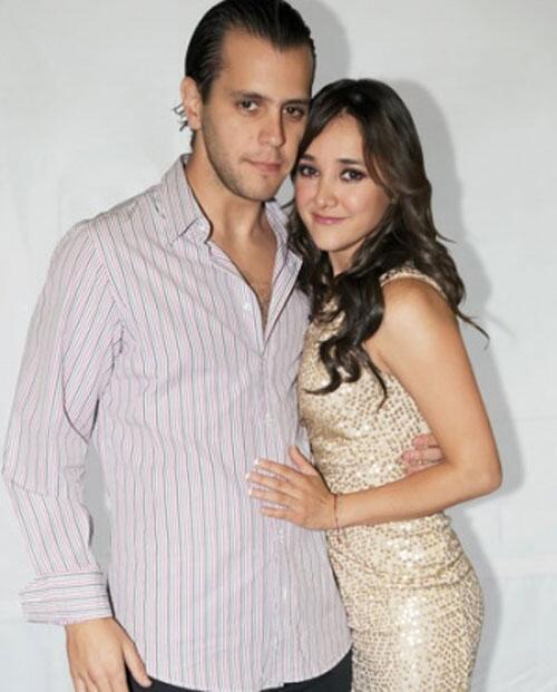 Alejandro Medina y Sherlyn