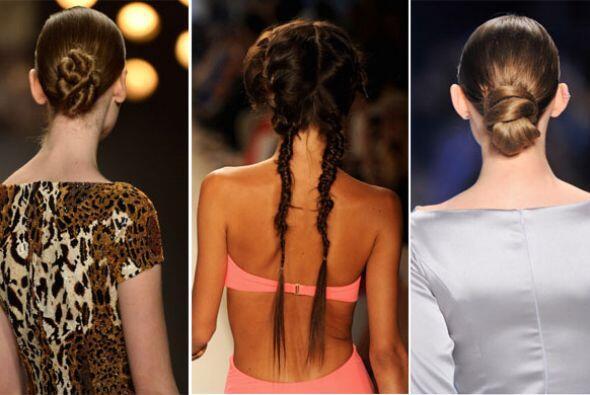 ¡Anota! Estos serán los peinados que andarán en cabeza de todas y predom...