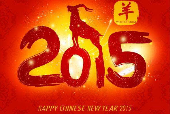 ¡Comienza el Año Nuevo Chino! El 19 de febrero con la segunda Luna nueva...
