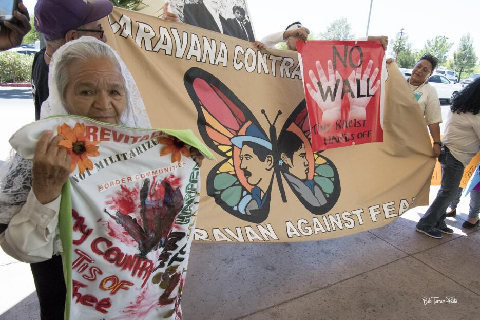 'La Caravana contra el Miedo' denuncia intimidación en Arizona _DSC0641.jpg