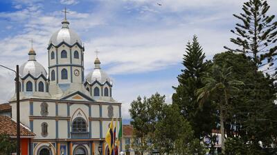 El pintoresco pueblo cafetero de Colombia que sigue atrayendo a turistas extranjeros