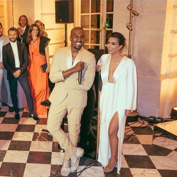 Kanye y Kim se han vuelto una pareja perfecta y admirable por todas las...