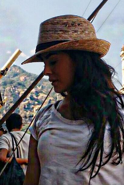 Danna Garcia Me Pongo de Pie Conductora
