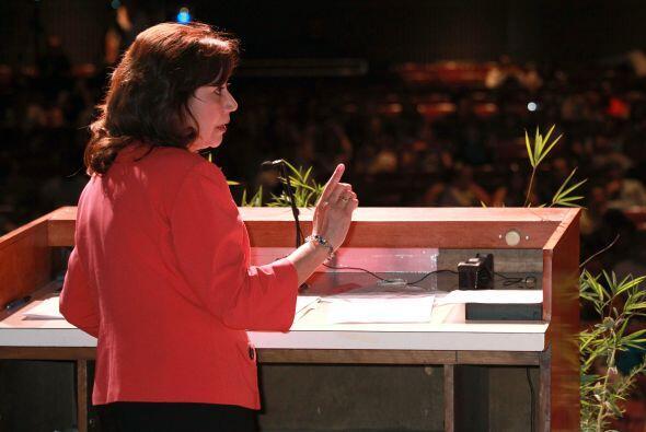 También en el ámbito de la política, Hilda Sol&iacu...