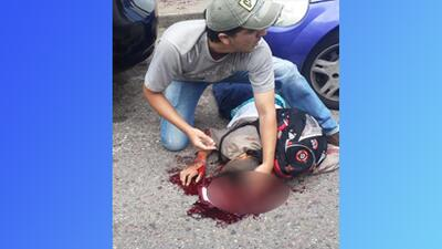 Revelan video del asesinato de joven en Venezuela