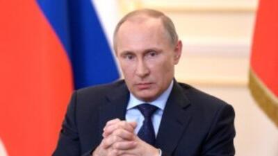 """El presidente de Rusia, Vladimir Putin, dijo estar """"convencido&quot..."""